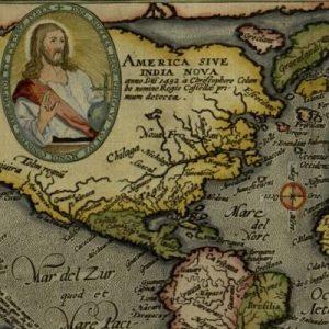 Typus orbis terrarum, ad imitationem universalis Gerhardi Mercatoris