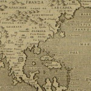 Descrittione dell'isola et terra di santa croce, overo : mondo nuovo