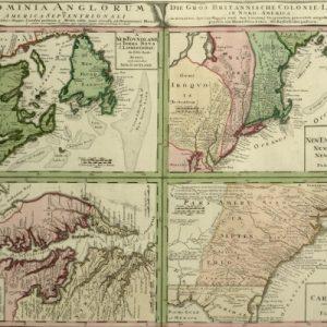Dominia Anglorum in America Septentrionali