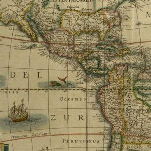 America: Noviter Delineata