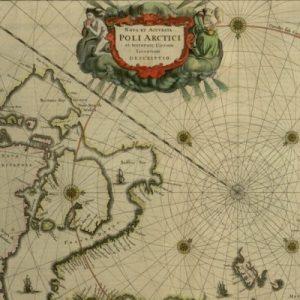 Nova et accurata poli Arctici